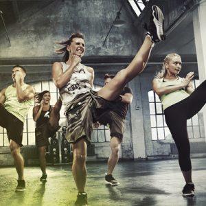 Bodycombat Fitnesskurs