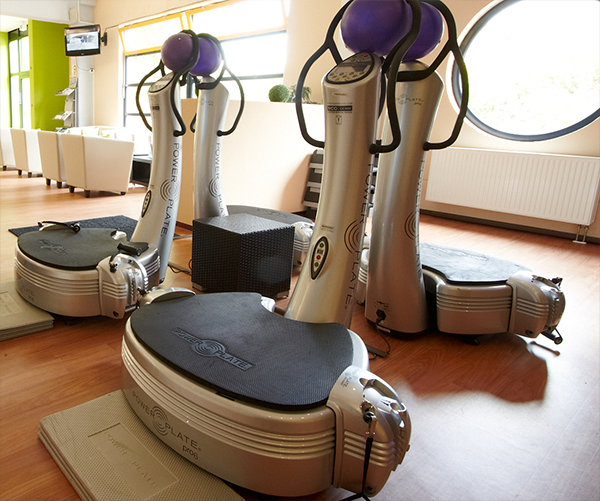 Powerplate bei Sports and Community